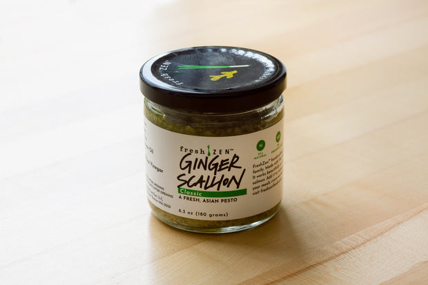 Fresh Zen Ginger Scallion Sauce