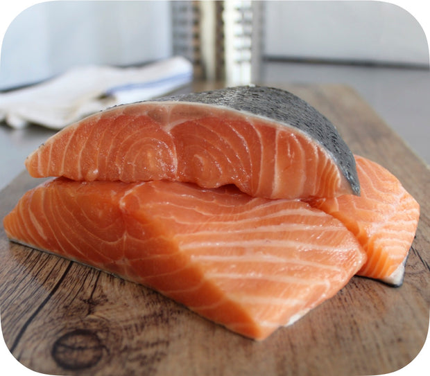 Fresh - Center Cut Gulf of Maine Atlantic Salmon Fillet