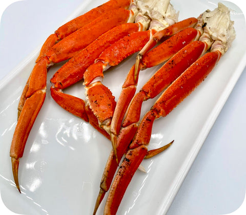Frozen- Snow Crab Clusters Pickup