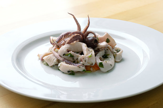 Fresh- Marinated Calamari Salad 8oz