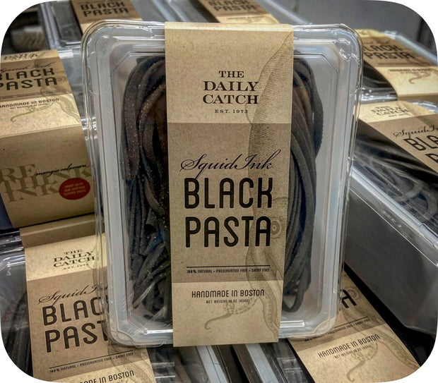 Fresh- Black Squid Ink Pasta