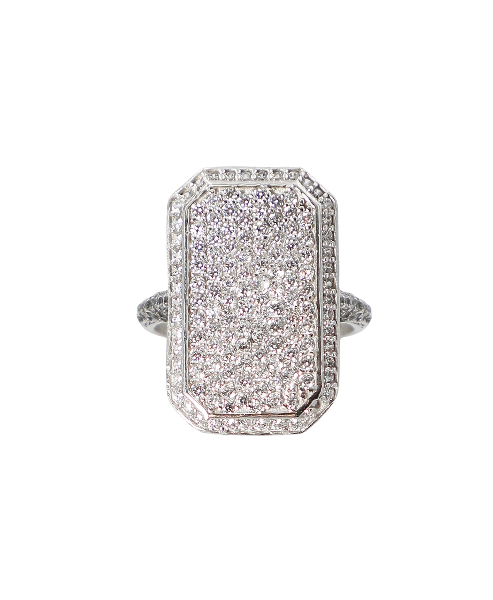 """Isabella"" Cocktail Ring - Fox's"
