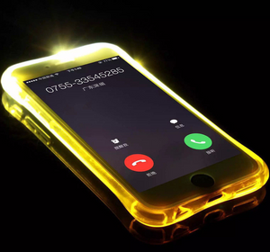 LED iPhone Cover