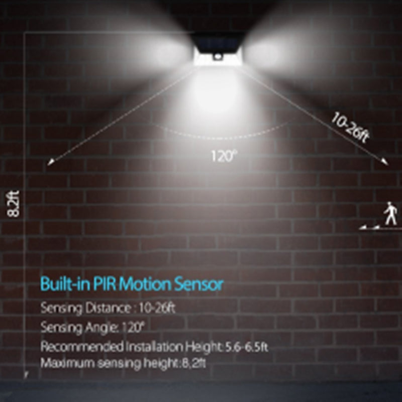 UltraLight™ Soldrevet LED Lampe