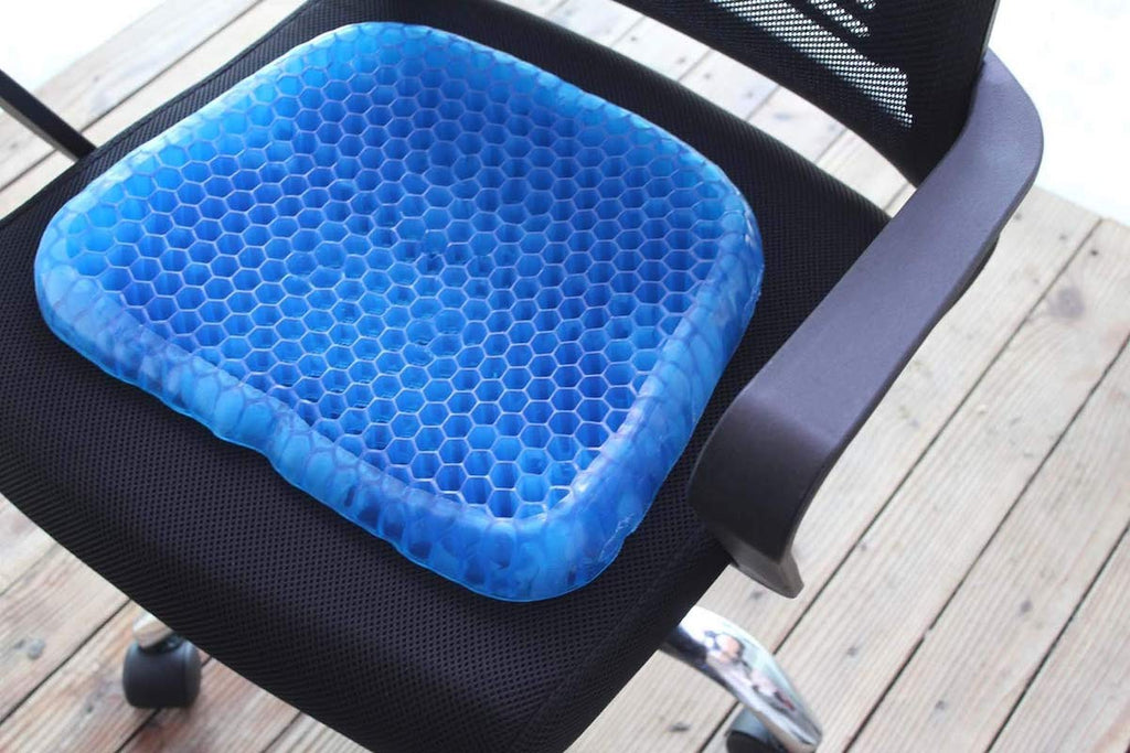 ComfortCushion - Siddepude i gelmateriale!