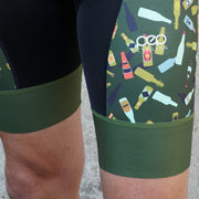 Bottles bib shorts