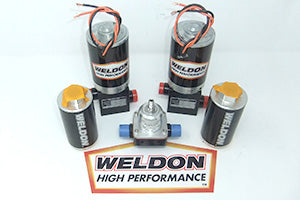 Weldon High Performance