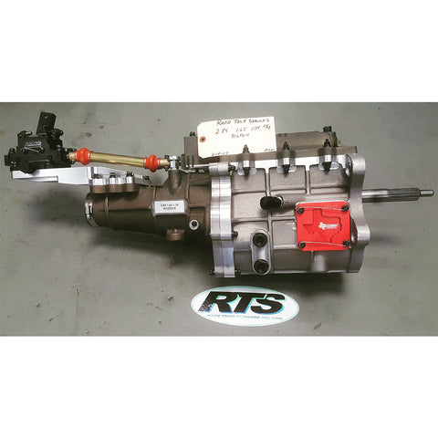 rts gsr gforce 4 speed dogbox transmission