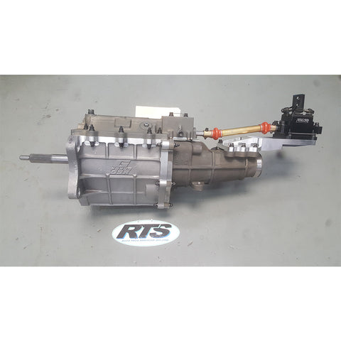 RTS GSR Gforce 4 speed Dogbox Transmission – Race Tech Services, Inc