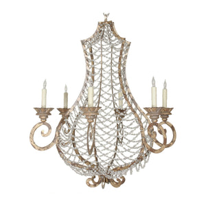 Coquille Chandelier