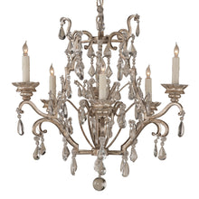 Load image into Gallery viewer, Crillon Chandelier
