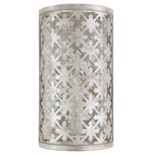 Load image into Gallery viewer, Quatrefoil Sconce