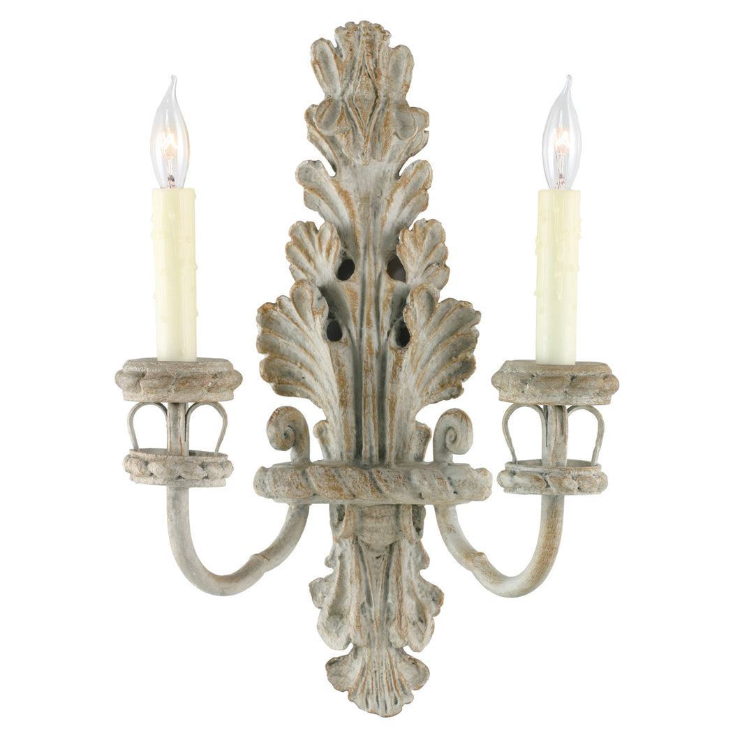 Acanthus Sconce