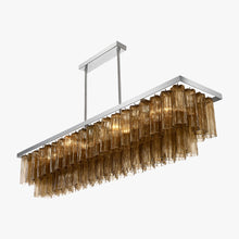 Load image into Gallery viewer, Pentagon Rectangular Chandelier