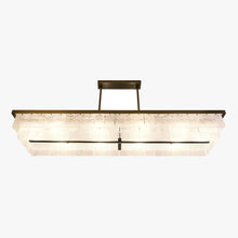 Load image into Gallery viewer, Savile Row Rectangular Chandelier