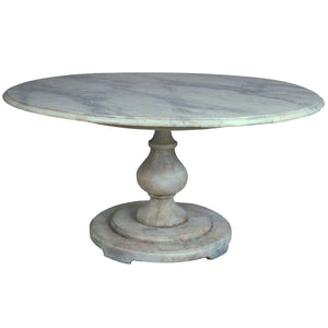 Roman Garden Pedestal Table