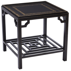 Chinese Fret Side Table