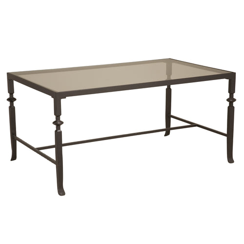 Wrought Steel Coffee Table