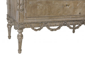 Carved Italian Commode