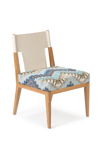 The Studio North Dining or Occasional chair hand crafted in Solid Oak