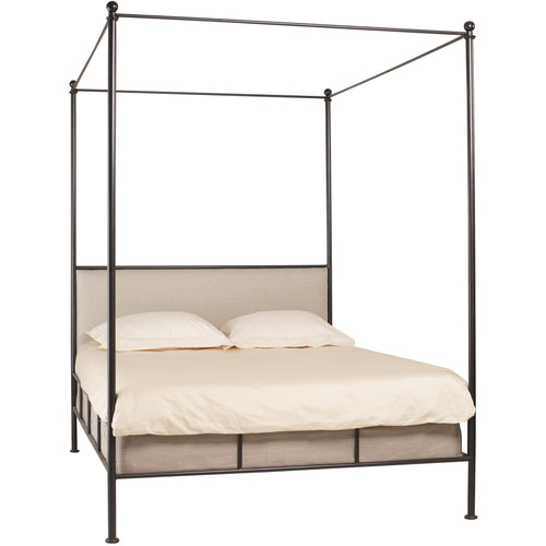 Steel 4 Post Bed