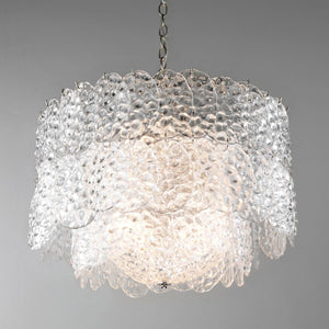 Valere Glass Chandelier