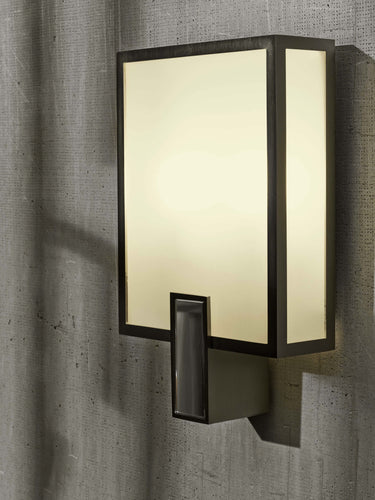 Archer Rectangular Wall Sconce