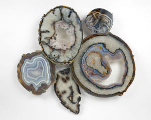 Agate Wall Sculpture
