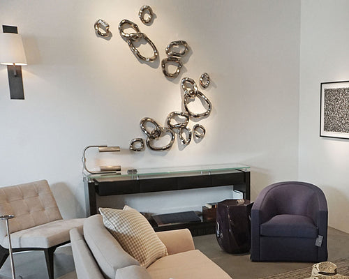 Bangle Wall Sculpture