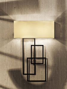 Cabo Three Rectangle Sconce