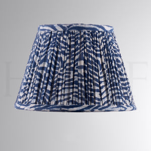 Samarkand Indigo Worm Cotton Shade