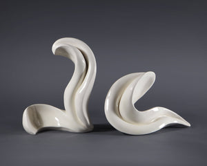 Lucia Duo Sculpture