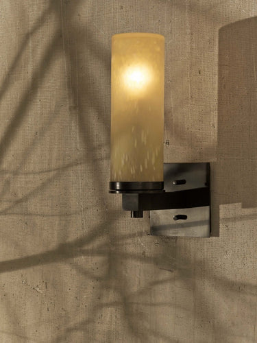 Paris Garden Candle Ext Wall Sconce