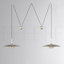 Load image into Gallery viewer, ONOS Adjustable Pendant Lamp, double pull