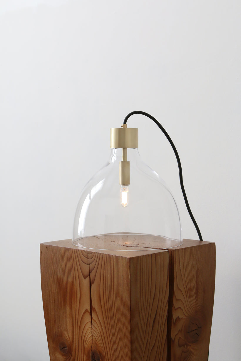 Bell Jar Light
