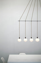 Load image into Gallery viewer, Drape Linear 7 Chandelier