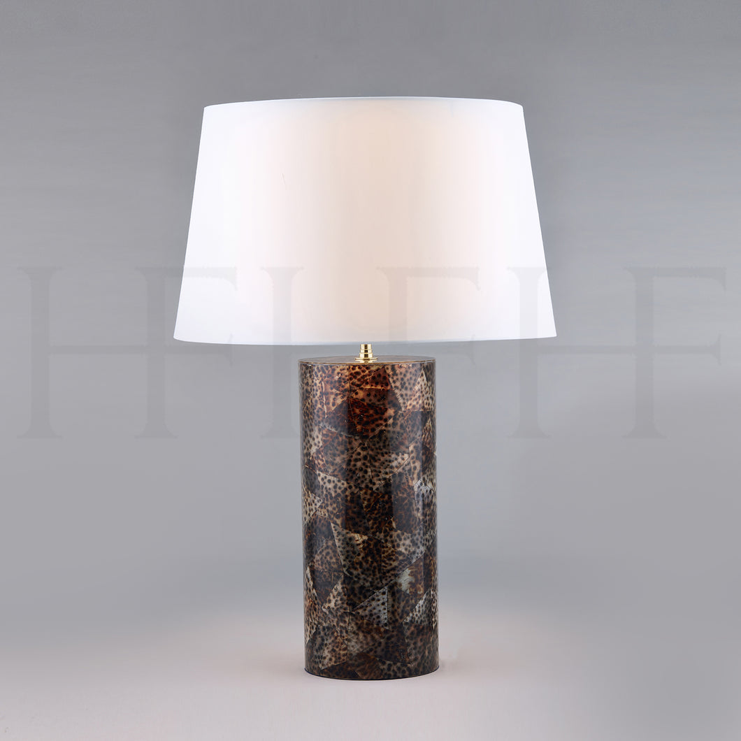 Tiger Cowrie Table Lamp