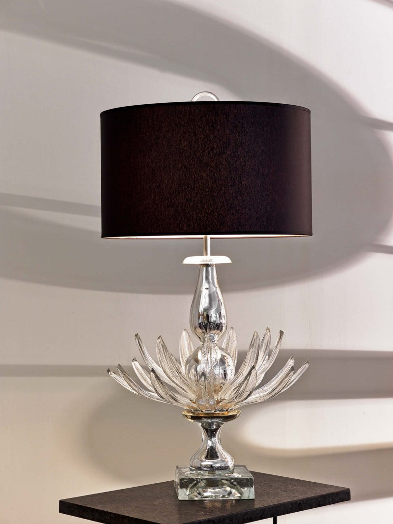 Verre D'Argent Braga Table Lamp