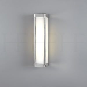 Filo 30 Wall Light, Nickel