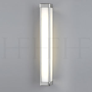 Filo 60 Wall Light, Nickel