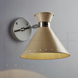 Tom Wall Light, Taupe