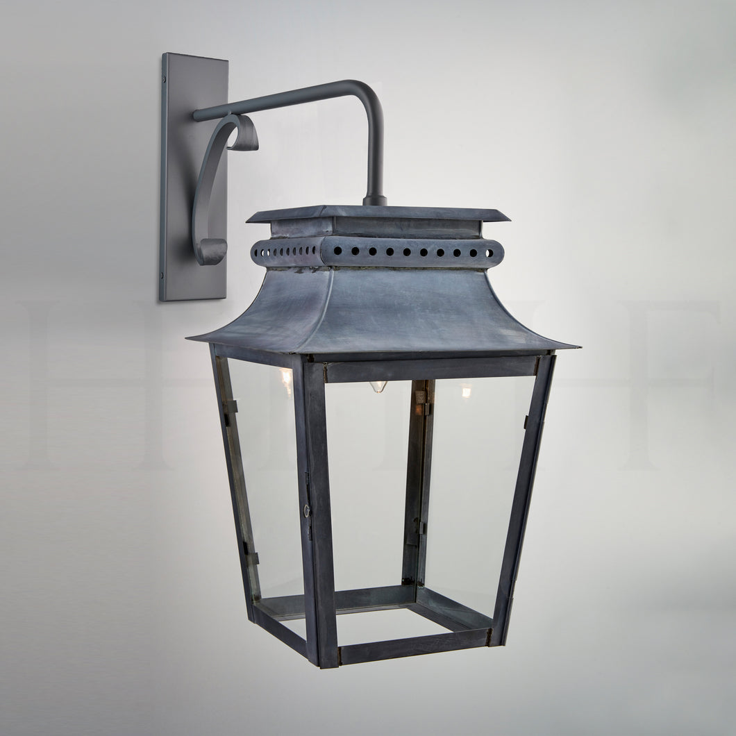 Zeus Hanging Lantern On Bracket
