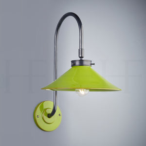 Lucia Wall Light Verde Selenio