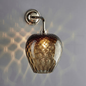 Chiara Wall Light, Marrone