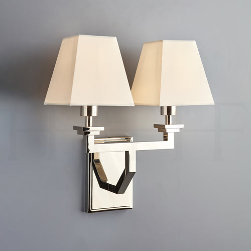 Adam Wall Light, Double