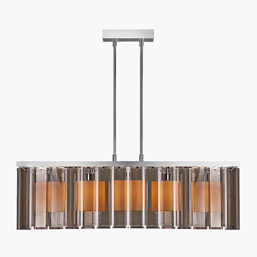Park Lane Rectangular Chandelier