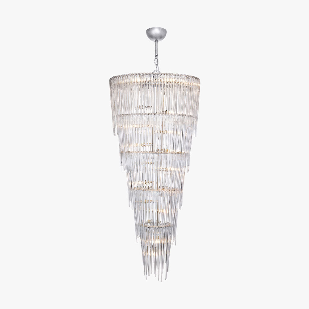 Icicle Tiered Suspension Light