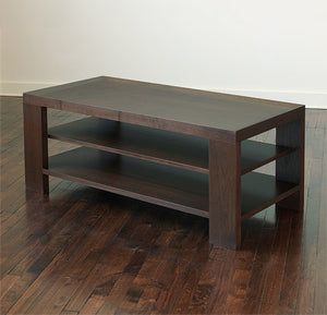 Clayton Beveled Coffee Table