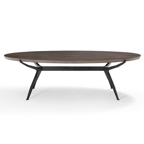 Tritan Oval Dining Table