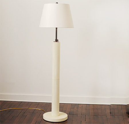 Vellum Column Floor Lamp